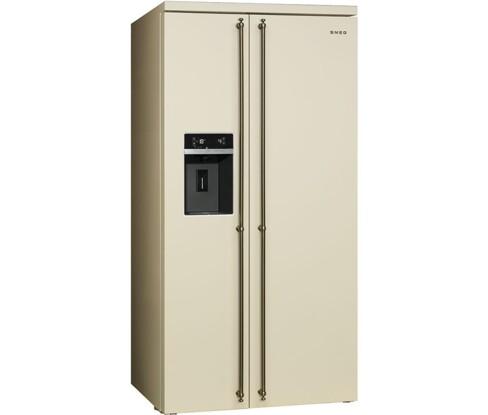 SBS8004PO amerikaner køleskab fra SMEG. Køb til kun 27.345,00,-