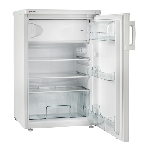 lille køleskab med fryser tilbud