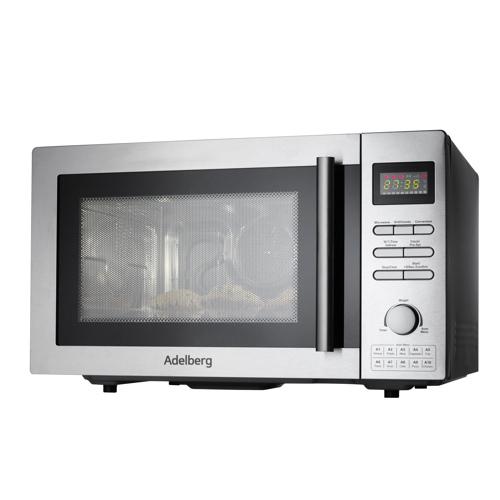 mikroovn grill varmluft