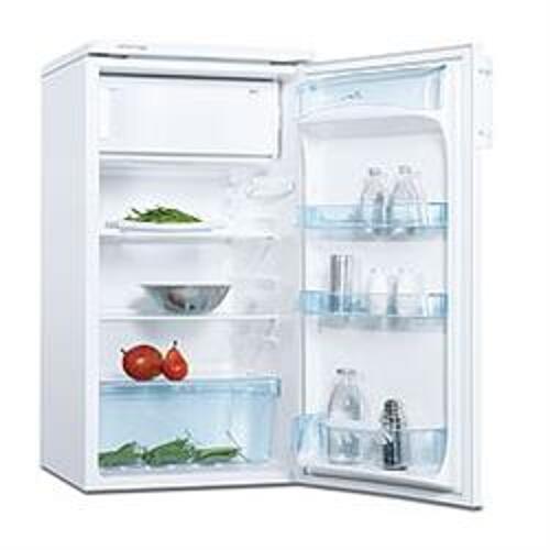 a køleskab