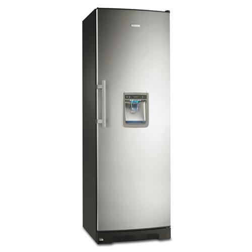 køleskab med vand