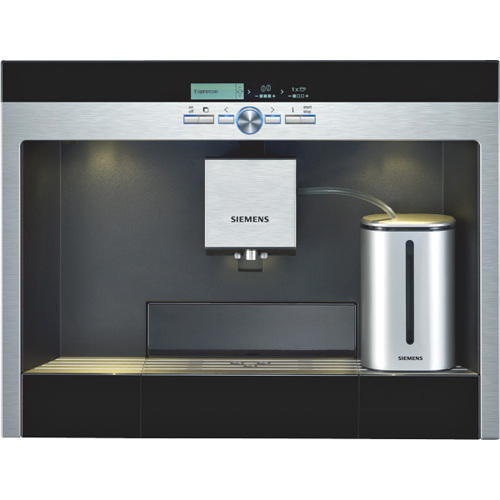 Siemens espressomaskin inbyggnad