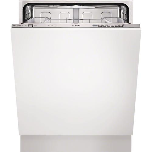 aeg opvaskemaskine integreret