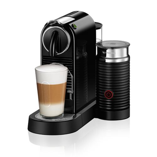 D122 Eu Bk Ne Kapselmaskine Fra Nespresso Køb Den Nu