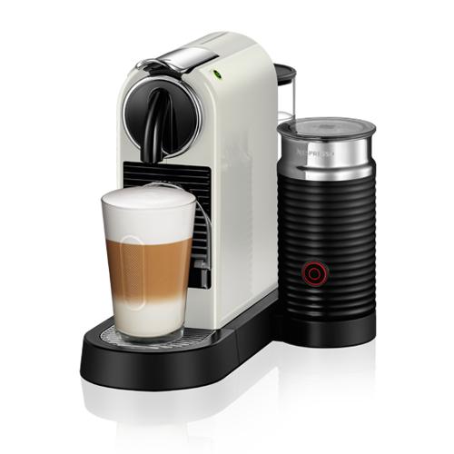 D122 Eu Wh Ne Kapselmaskine Fra Nespresso Køb Den Nu