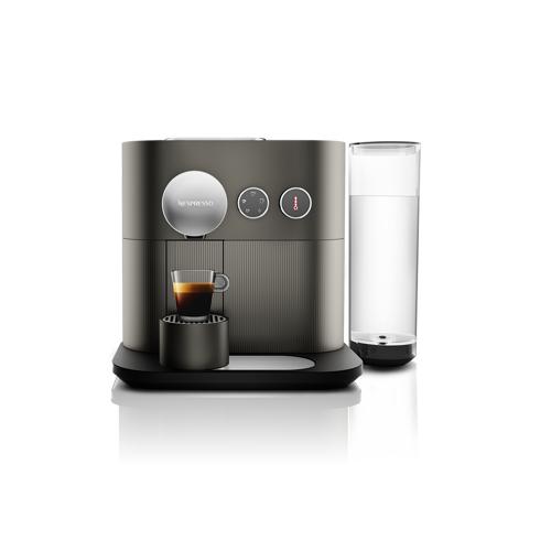 Nespresso Expert D80 Eu Gr Ne Kapselmaskin Whiteawayno Fri Frakt