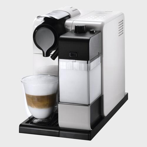 Nespresso Lattissima Touch Glam White Kapselmaskin Whiteawayno