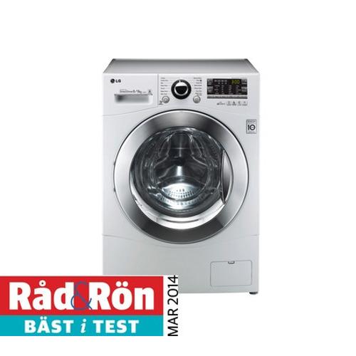 bäst i test tvätt och tork
