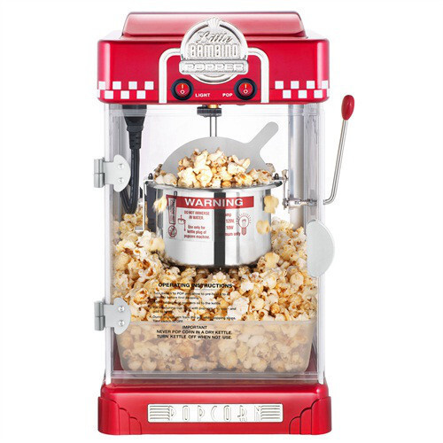 Great Northern Popcorn Company LITTLE BAMBINO RED thumbnail
