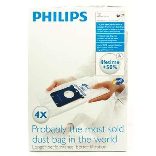 Philips FC8021/03 S-bag Classic 4 st.