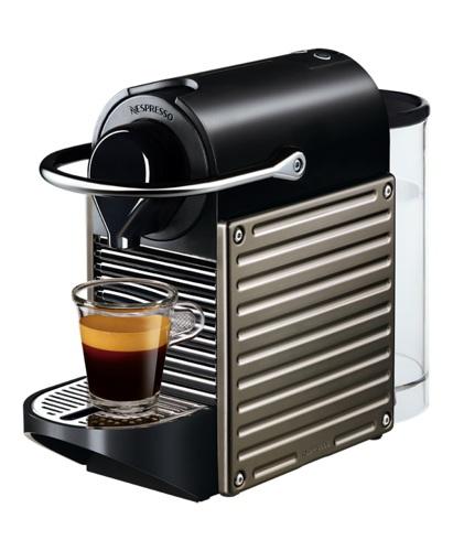 Nespresso Pixie C60 Titan