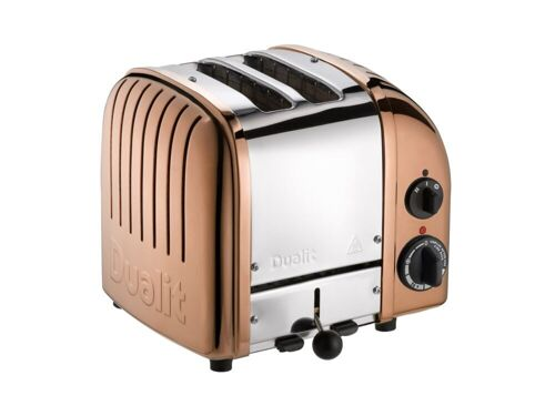 Dualit Classic Toaster 2 Copper