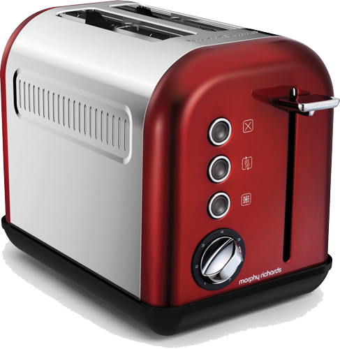 Morphy Richards Accents 2-slice Red