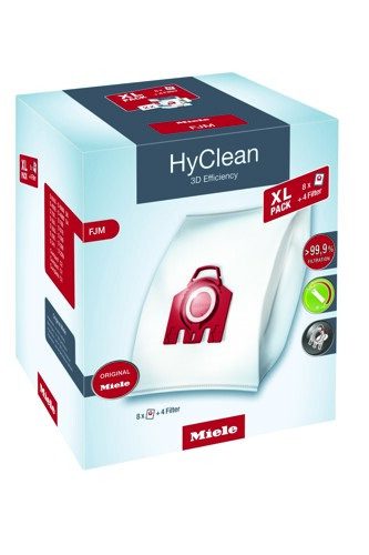 Miele XL-Pack FJM HyClean 3D