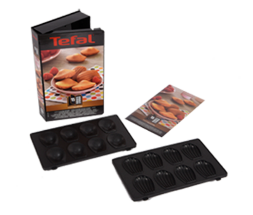 Tefal Snack Collect Box 15: Mini madeleines
