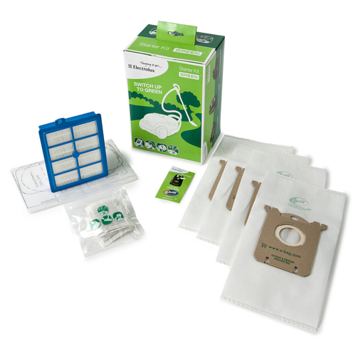 Electrolux GSK1 Starter Kit Green