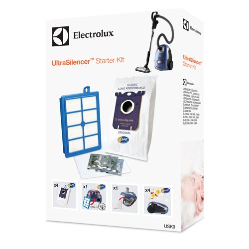 Electrolux USK9 UltraSilencer Starter Kit