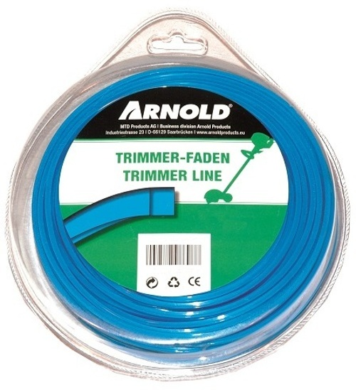 ARNOLD Trimmertråd 4,3mm/22