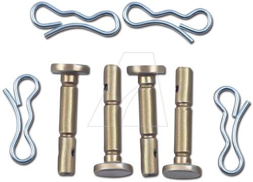 ARNOLD Brytbultar med låsning