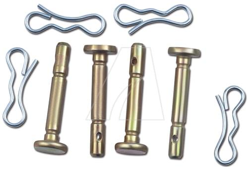 ARNOLD Brytbultar med låsning 7011-M6-0011
