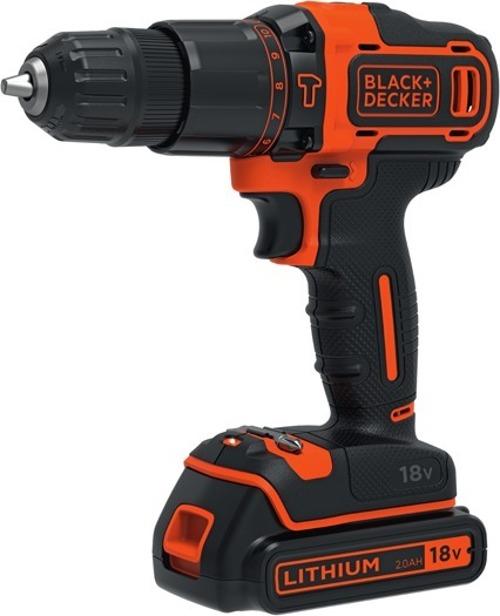 Black & Decker BDCHD18KB2-QW