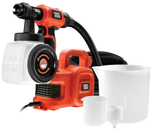 Black & Decker HVLP400-QS