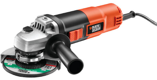 Black & Decker Vinkelslip 900W 1