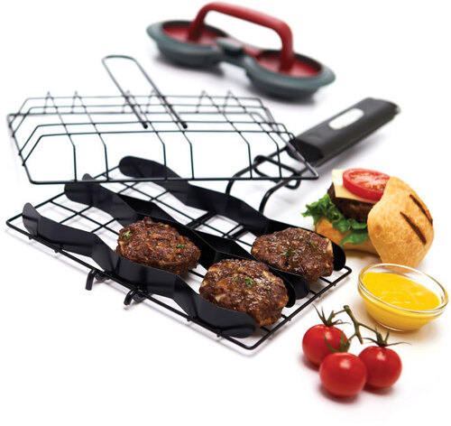 Broil King Hamburgerset