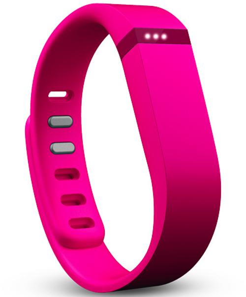 Fitbit Flex Wristband Rosa