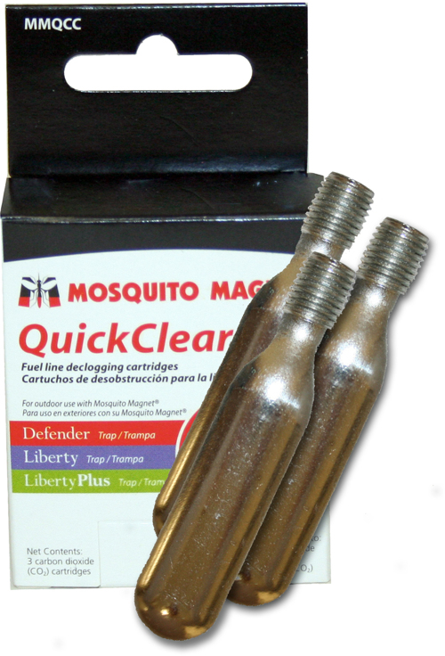 Mosquito Magnet Rengöringspatron 3-pack