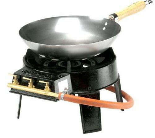 Scandy Garden Hot Wok Wok Set