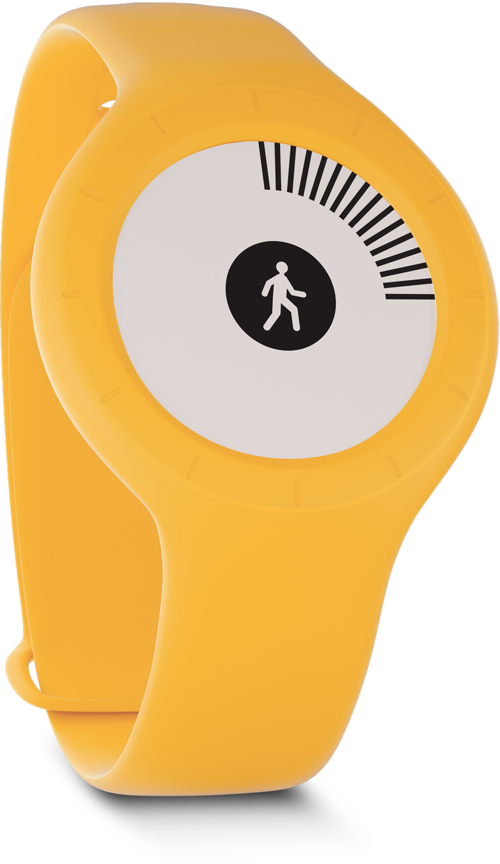 Withings Go – Yellow