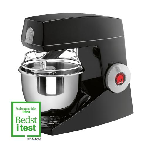 Bjørn Teddy køkkenmaskine Sort. 3 st i lager
