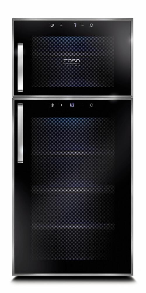 Caso CS635 WineDuett Touch 21. 7 st i lager