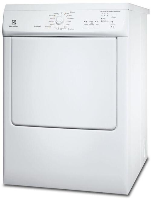 Electrolux EDE1072PDW. 10 st i lager