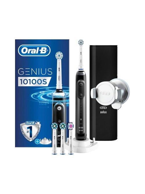 Oral-B Genius 10100S Black. 10 st i lager