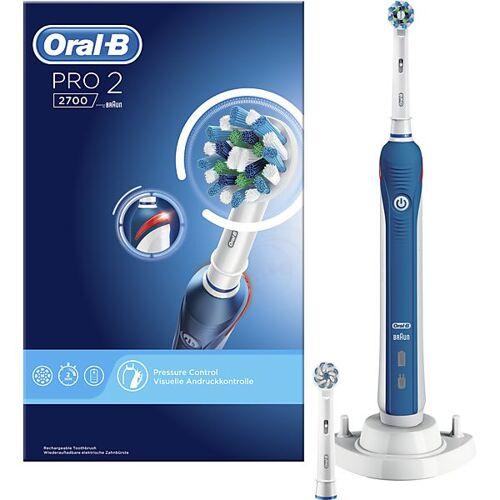 Oral-B Pro 2700. 10 st i lager