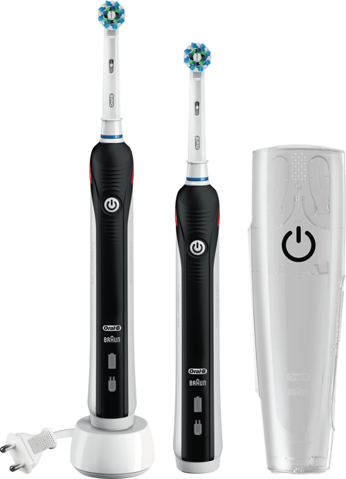 Oral-B PRO 1900 Duo. 10 st i lager