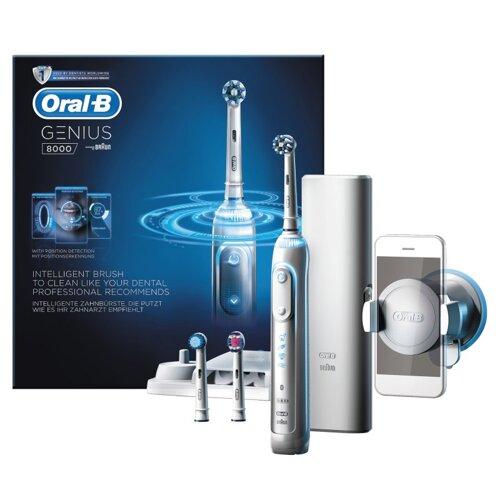 Oral-B Genius 8000. 10 st i lager