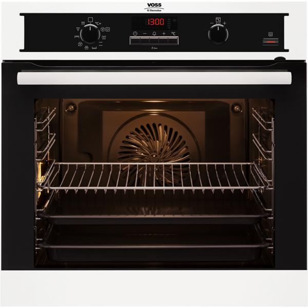 Indbygningsovne - køb en ovn til indbygning hos Skousen
