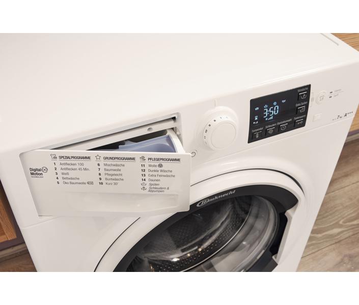 bauknecht vaskemaskine brugsanvisning