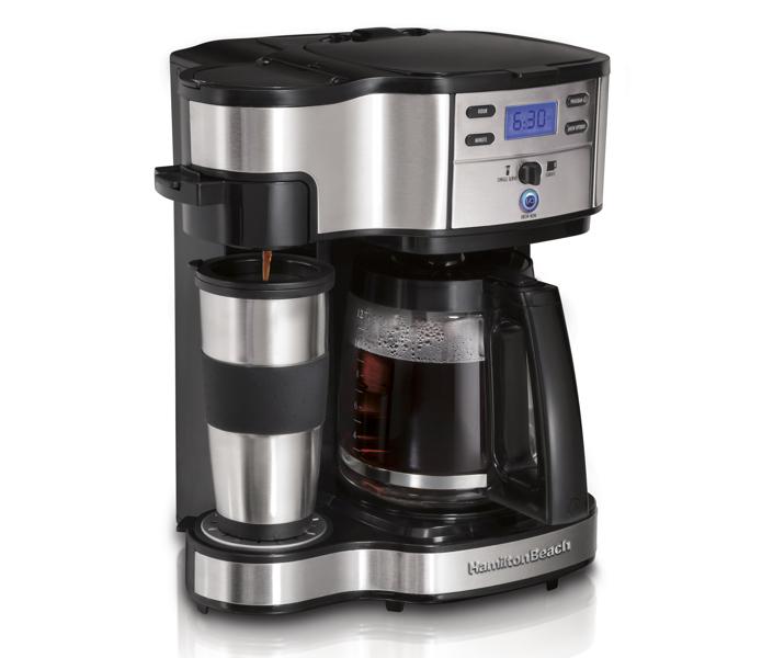 Populære 49980-SC kaffemaskine fra Hamilton Beach hos Skousen.dk MY-54