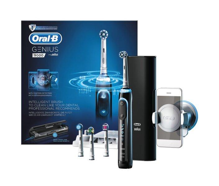 Oral-B Genius 9000 eltandborste ENDAST 1.664 0f4dd5ef06522