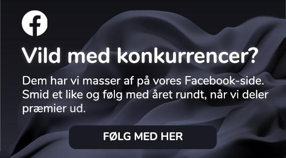 Vild black friday konkurrence på facebook